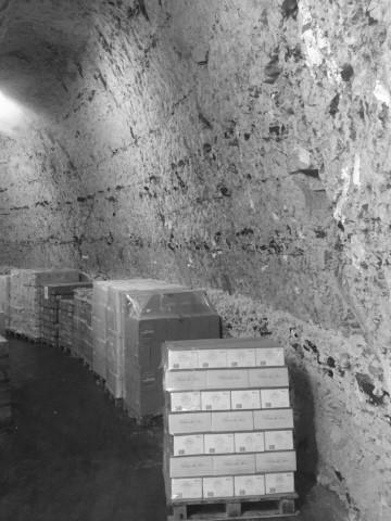 Old Chalk Mine cellars