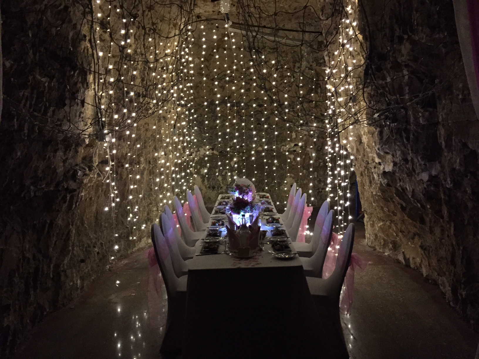 Hire the Old Chalk Mine for your event