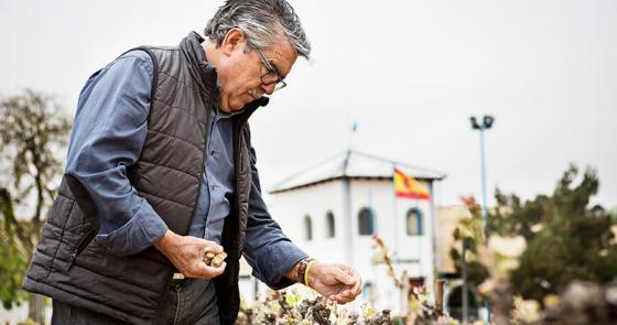 Vincente Garcia - the Godfather of Cava